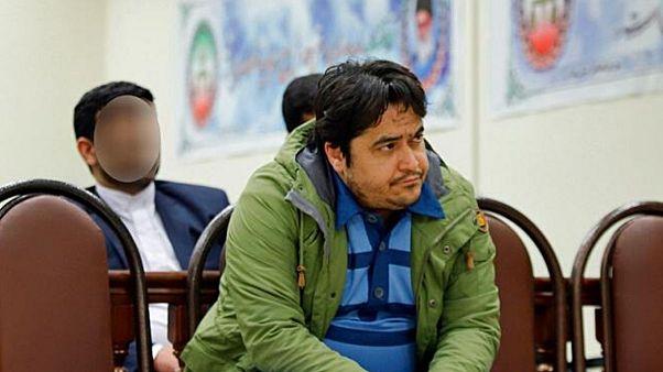 دادگاه انقلاب ایران روحالله زم را به اعدام محکوم کرد