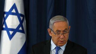 رئيس الوزراء الإسرائيلي، بنيامين نتنياهو في القدس.