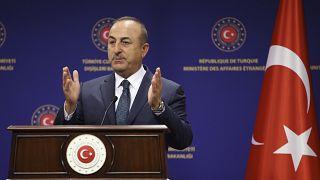 """تركيا تنتقد نهج فرنسا """"التدميري"""" إزاء النزاع في ليبيا"""