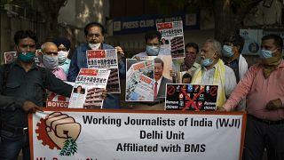 فيديو: الهند تحظر أكثر من 59 تطبيقا صينيا كرد فعل للتصعيد بين البلدين