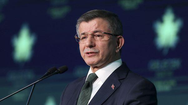 Gelecek Partisi lideri Ahmet Davutoğlu
