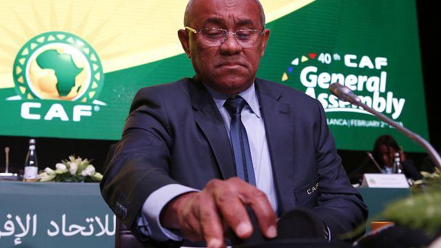 Ahmad Ahmad to seek re-election as CAF boss