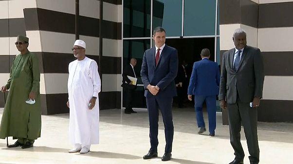 Cumbre del G5 Sahel en Nuakchot