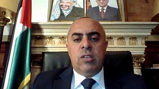 عبد الرحيم الفرا سفير دولة فلسطين لدى الاتحاد الأوروبي،بلجيكا ولوكسمبورغ