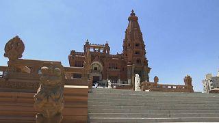 شاهد: إعادة افتتاح قصر البارون في القاهرة بعد اكتمال ترميمه