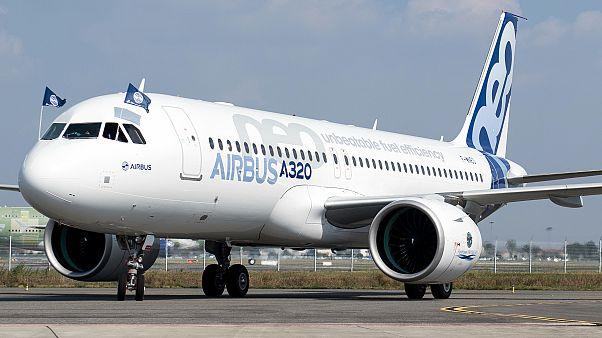 Airbus'ın A320neo modeli