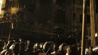 Bei einer Explosion in Teheran sind zahlreiche Menschen ums Leben gekommen