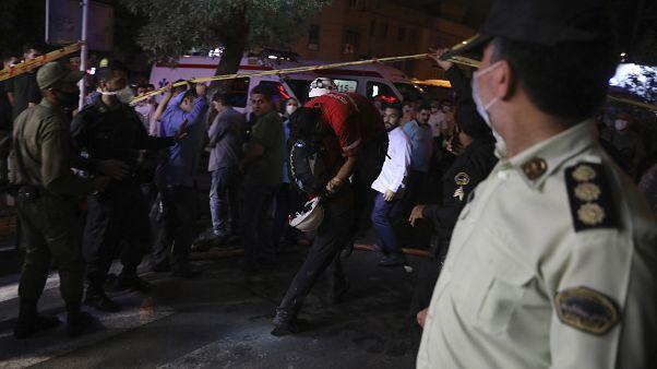۳۳ هزار واحد پرخطر دیگر در تهران، حادثه کلینیک سینا اطهر «امنیتی» نبوده است