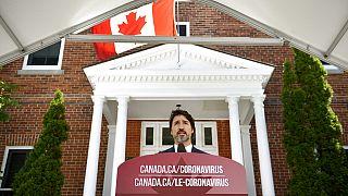 Ο πρωθυπουργός του Καναδά, Τζ. Τριντό