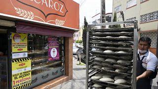 Reabre el centro histórico de Ciudad de México