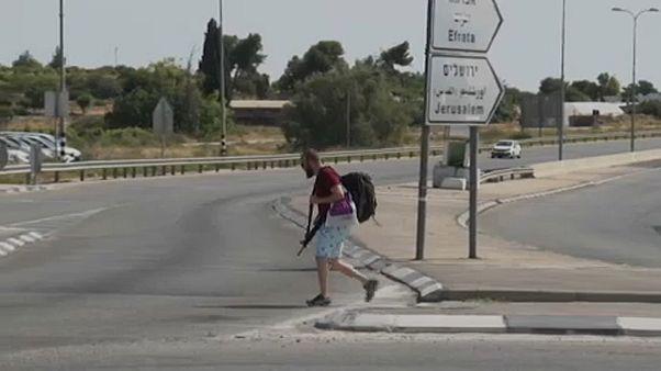 """Cisjordânia """"suspensa"""" de plano israelita de anexação"""