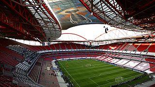 the Luz stadium
