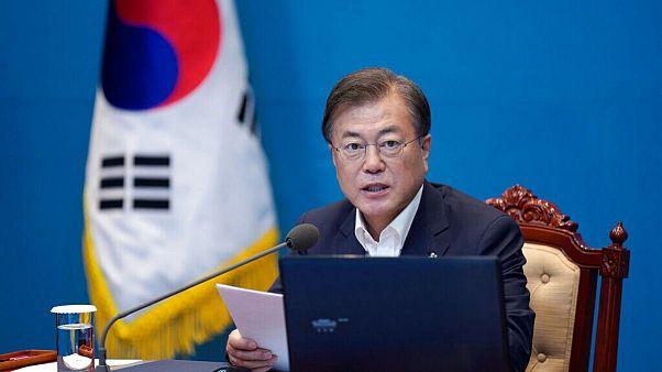 رئیسجمهوری کرهجنوبی
