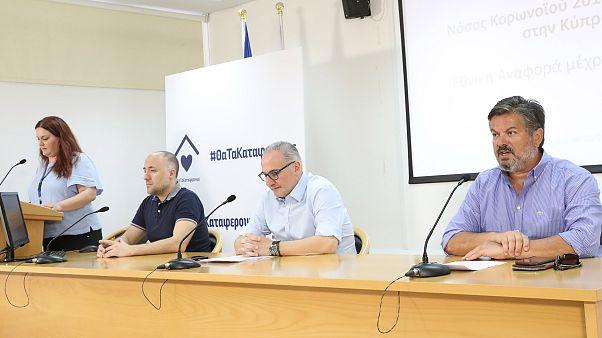 Κύπρος - Δρ. Κωστρίκης: Mε ανησυχεί η έλευση τουριστών από Ελλάδα και Ισραήλ