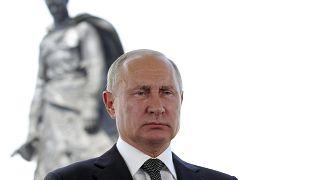 """Протесты у Кремля: """"Отменить конституционную реформу"""""""