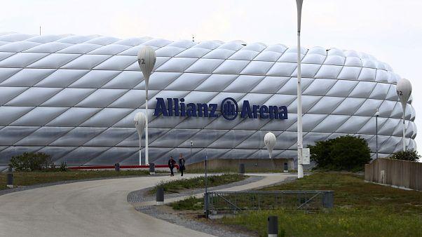 Das Stadion des FC Bayern München