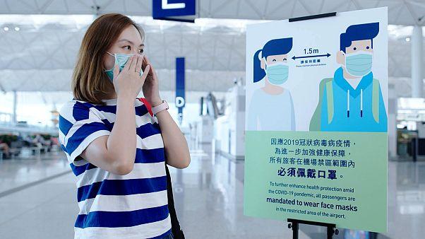 Hongkong hat das Coronavirus im Griff