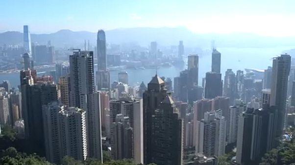 Sicherheitsgesetz: Großbritannien erleichtert Hongkongern Einbürgerung