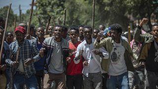 مظاهرات في أثيوبيا_أرشيف