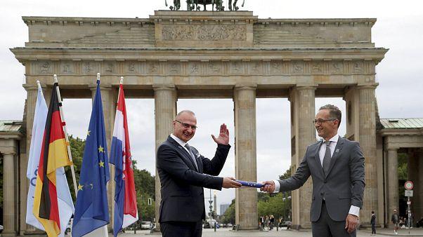 Alemania presidirá la UE en un contexto marcado por el coronavirus, la crisis económica y el Brexit