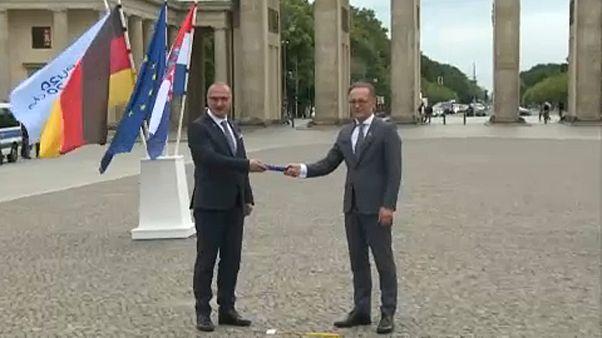 """Brexit é um dos """"espinhos"""" da presidência alemã da UE"""