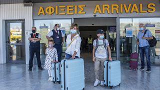 Ελλάδα αεροδρόμια