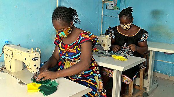 موفقیت آنگولا در مهار بیماری کووید-۱۹ و پاسخ به نیازهای داخلی