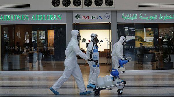 مطار بيروت الدولي - 2020/07/01