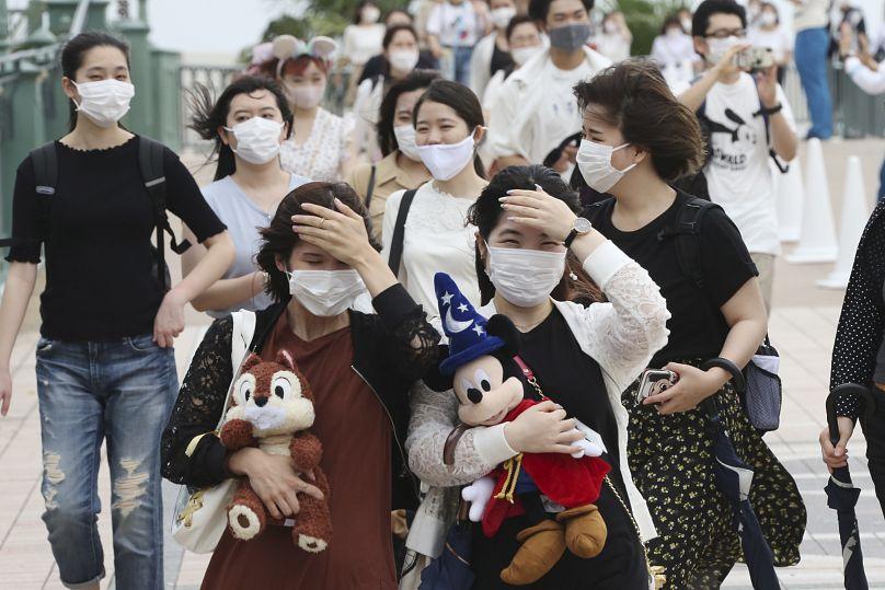 Koji Sasahara/AP Photo