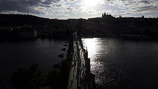 Ende des Lockdown in Prag