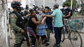 Masacre en un centro para drogodependientes de Guanajuato, en México