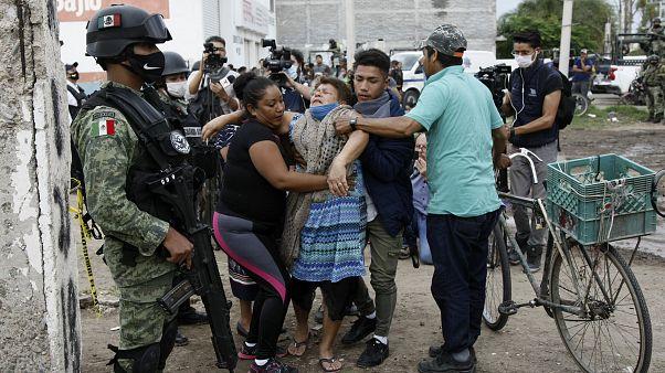 Massaker in mexikanischer Suchteinrichtung: 24 Tote
