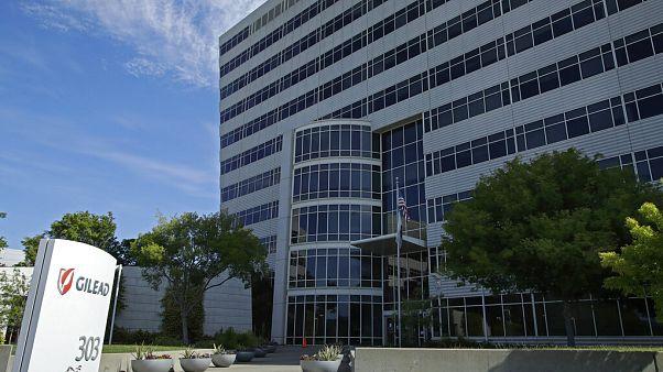 Τα κεντρικά γραφεία της Gilead Sciences στην Καλιφόρνια