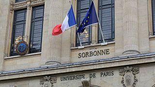 دانشگاه سوربن در پاریس