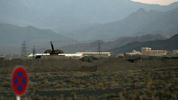 تاسیسات هستهای نطنز در سال ۲۰۰۷