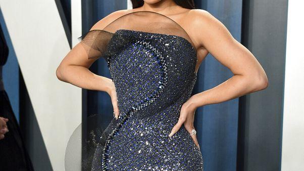 Η Kylie Jenner στο πάρτι του Vanity Fair για τα Όσκαρ