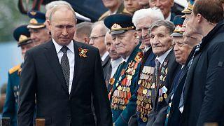 موافقت بیش از ۷۸ درصد شهروندان روسیه با اصلاح قانون اساسی به نفع پوتین