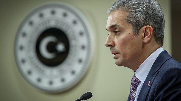 Dışişleri Bakanlığı'ndan ABD'ye Ayasofya tepkisi