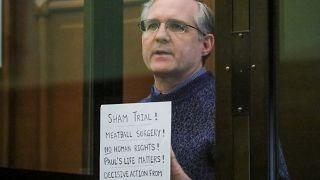 Пол Уилан во время оглашения приговора.