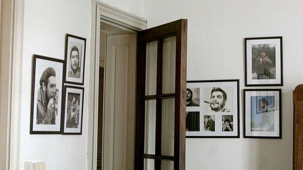 """الشقة التي ولد فيها رمز الثورة الكوبية الأرجنتيني إرنستو """"تشي"""" غيفارا"""