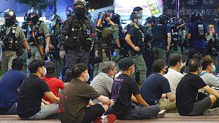 Hong Kong aumenta la tensión entre China y Occidente