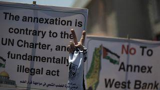 """حركتا فتح وحماس تتعهدان بـ""""الوحدة"""" ضد خطة الضم الاسرائيلية"""