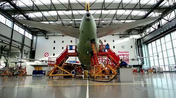 Airbus планирует массовые увольнения