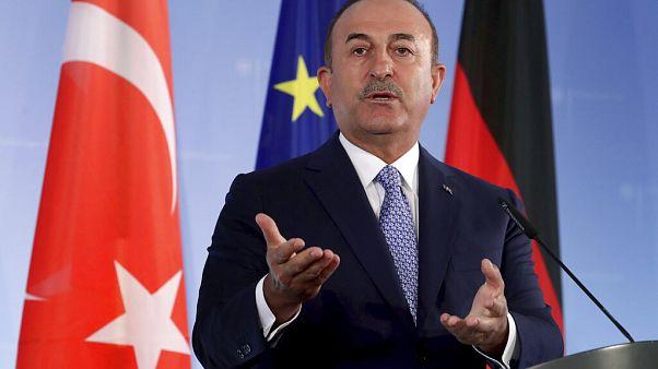 O υπ. Εξωτερικών της Τουρκίας Μ. Τσαβούσογλου