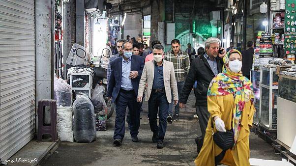 شیوع ویروس کرونا در ایران بار دیگر اوج گرفته است