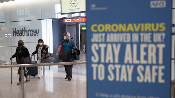 Coronavirus: England's quarantine-free list of countries published