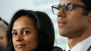 Isabel dos Santos e o marido Sindika Dokolo negam abuso de dinheiros públicos angolanos