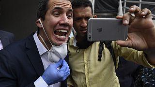 Venezuelalı muhalif lider Guaido