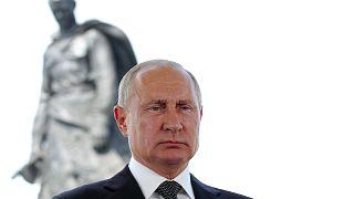 Az orosz elnök népét buzdítja a referendumon való részvételre