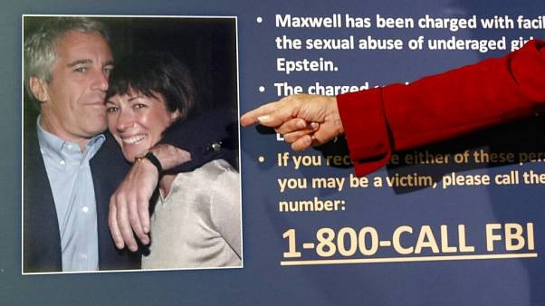 Jeffrey Epstein: Ghislaine Maxwell charged with 'facilitating' sexual abuse of underage girls